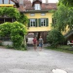 yoga and body oriented psychology - meditation retreat Switzerland - emotional healing vacation welcome home